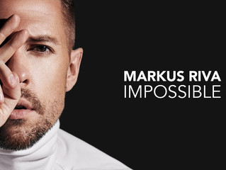 Latvia | Markus Riva releases music video for 'Impossible'