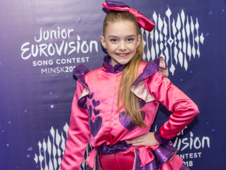 Albania | Efi Gjika teases new single and takes us backstage at Junior Eurovision 2019
