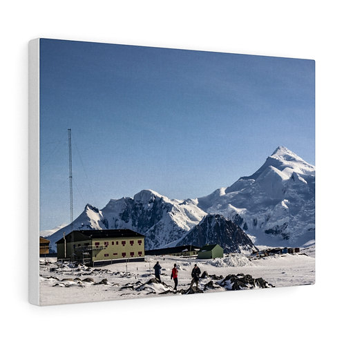 Rothera research station, Adelaide Island, Antarctica