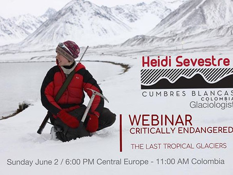 WEBINAR ON TROPICAL GLACIERS