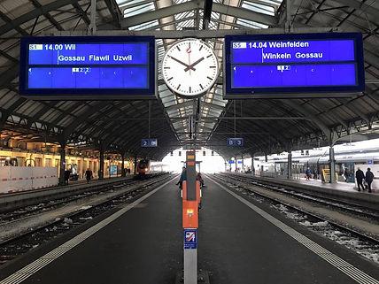 Remo Daguati kämpft für attraktive S-Bahn