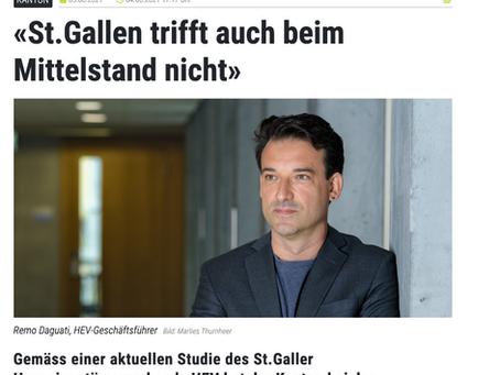 """Wohnstandort: """"St.Gallen trifft auch beim Mittelstand nicht"""""""