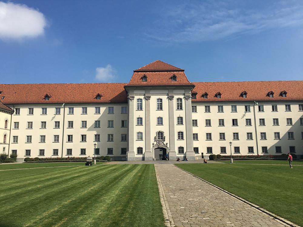 Regierungsratsgebäude Kanton St.Gallen