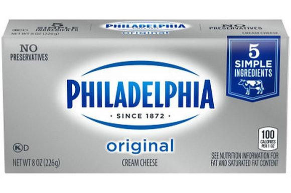 PHILADELPHIA Brick Cream Cheese 8oz