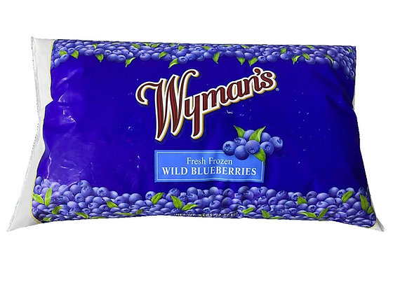 WYMAN'S Wild Blueberries 5lbs