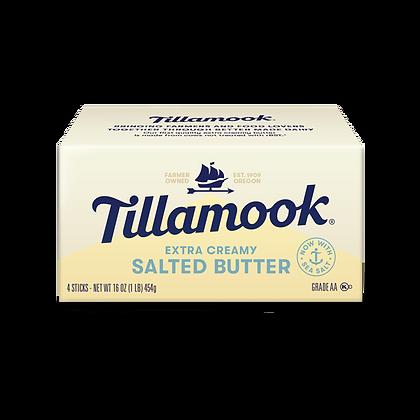 TILLAMOOK Extra Creamy Butter 16oz