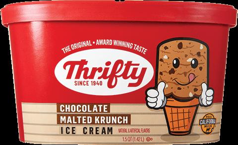 THRIFTY Ice Cream 1.42L Tubs