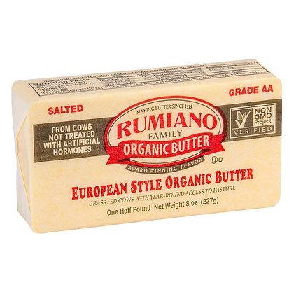 RUMIANO European Style Organic Cheese 8oz