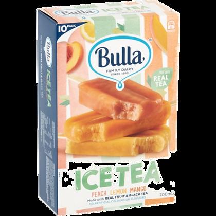 BULLA Multipack Ice Cream Ice Tea Sticks 10's