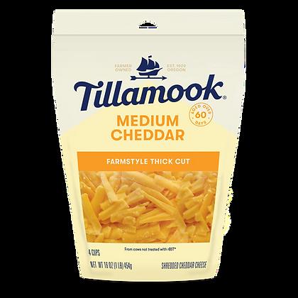 TILLAMOOK Shredded Cheese 8oz