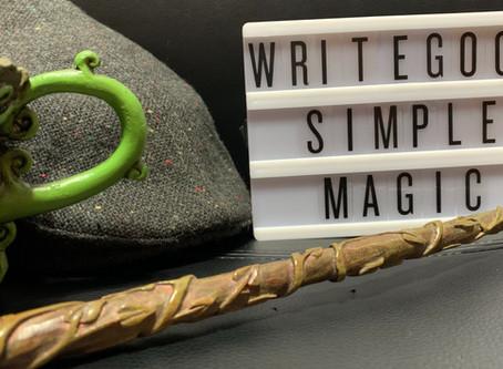 Write Good Simple Magic
