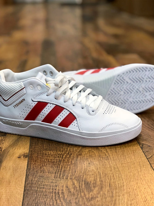 Adidas Tyshawn Jones Pro Model white Scarlet