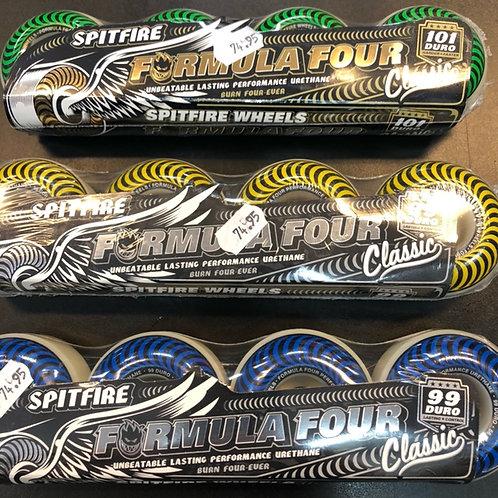 Spitfire formula Four 55mm Yellow 99a
