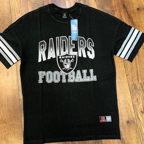 Raiders Stripe sleeve tee