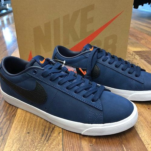 Nike SB Zoom Blazer Low GT Iso midnight Navy/Black