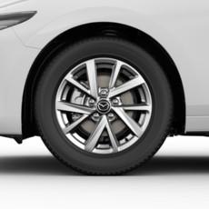 Mazda 3 - Argento
