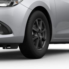 Mazda 2 - Antracite Mistral