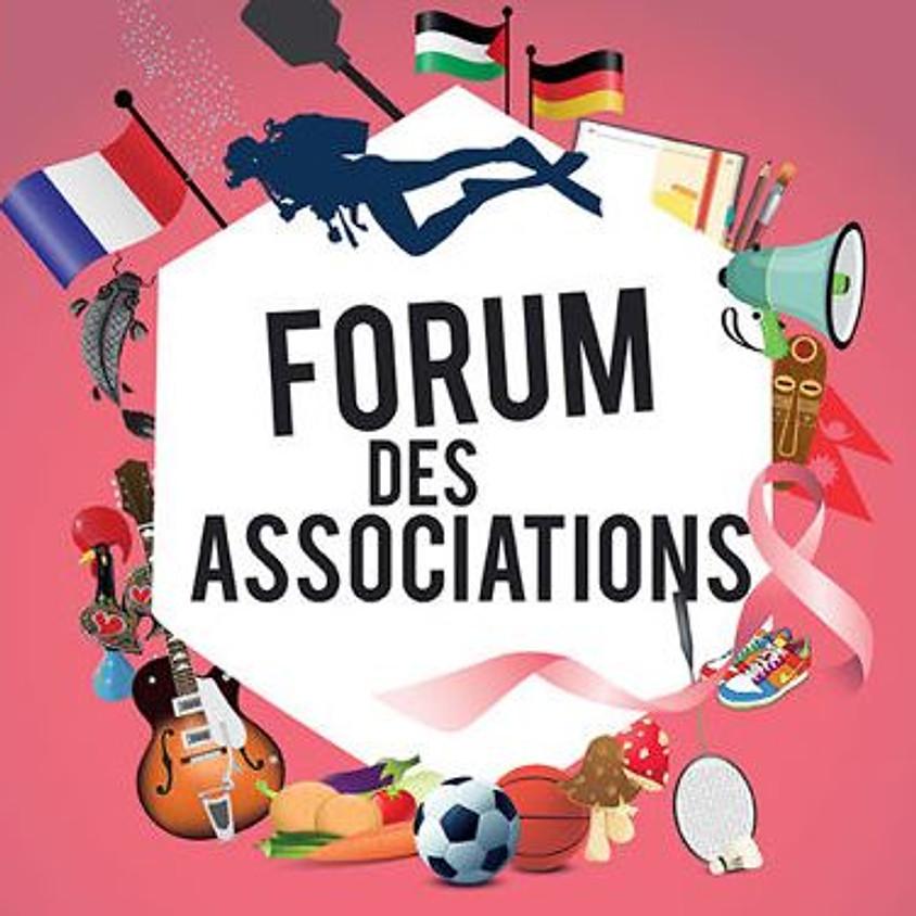 Forum des associations Porte-des-BONNEVAUX
