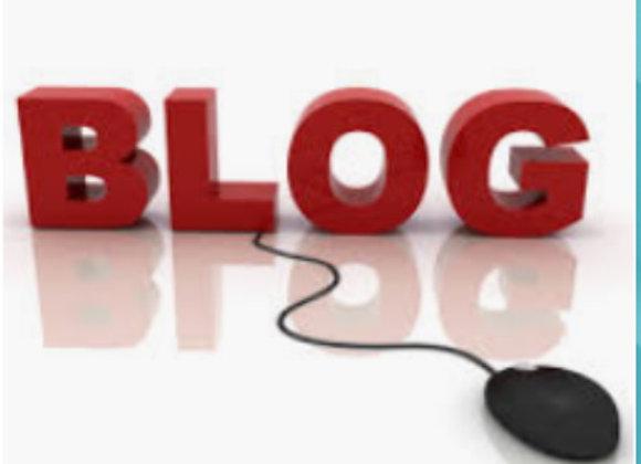Blog   ( Journal)