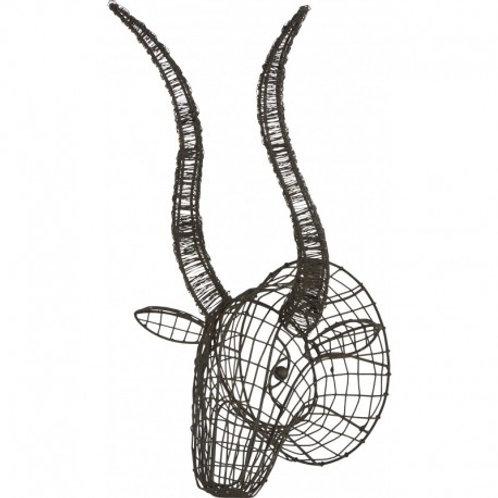Trophée Fil de Fer Gazelle