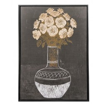 Tableaux Vase Fleurs