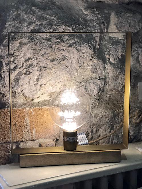 Lampe Ruban Carrée