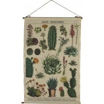 Toile Cactus