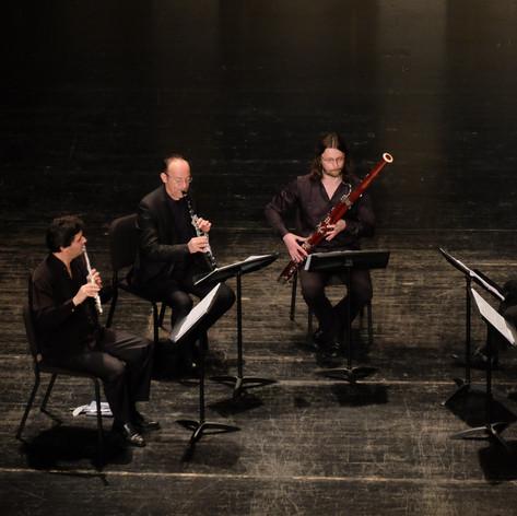 巴黎管弦乐团 木管五重奏