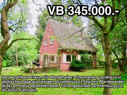 Charmantes Landhaus mit 1,5ha Grund