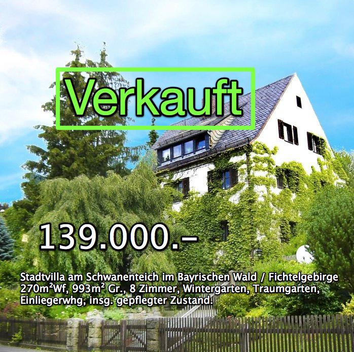 Villa Selb / leider verkauft