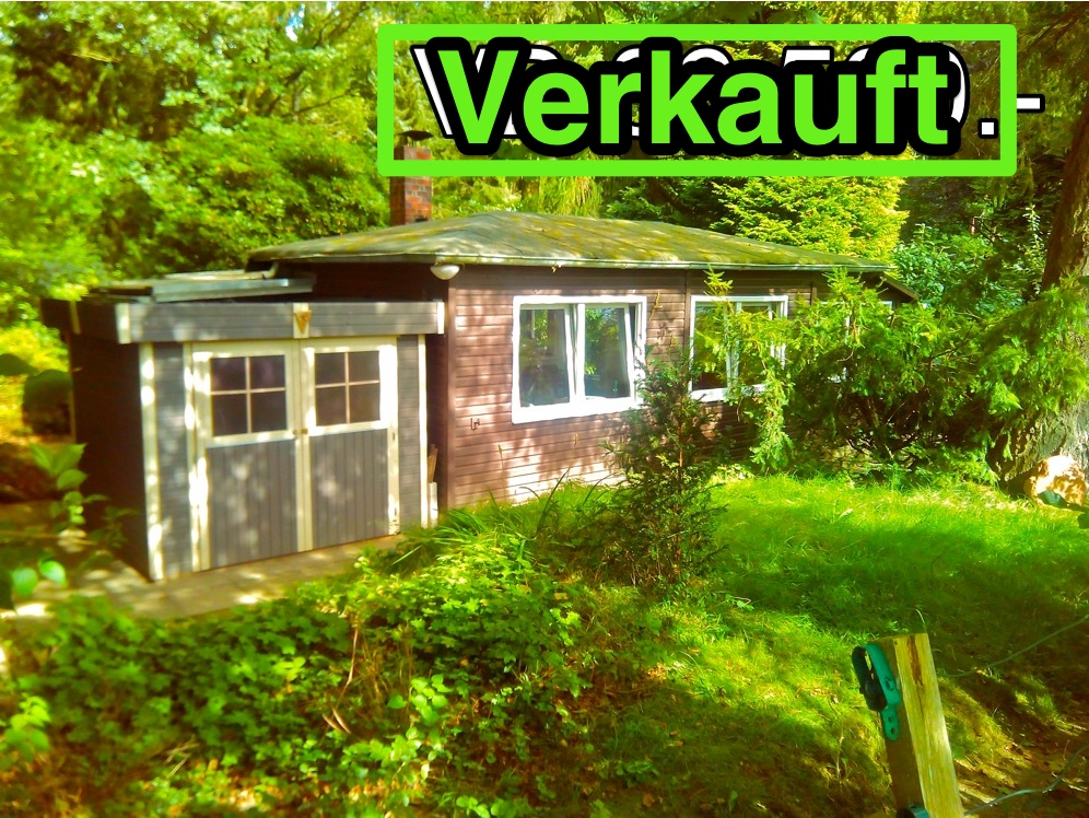 Bezauberndes Holzhaus