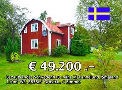 Bezauberndes Schwedenhaus
