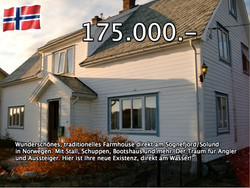 Farmhouse am Fjord
