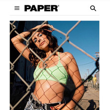 Frankie x Paper Mag