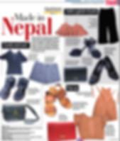 stemp in news, hemp fashion in nepal