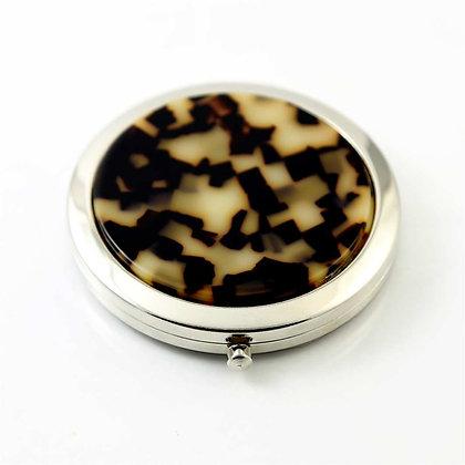 Mirror-Tortoise Silver