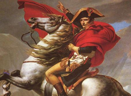 Aprenda a identificar os erros , e não erre como Napoleão