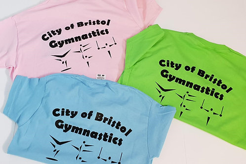 City of Bristol T shirt
