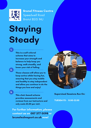 Staying Steady Poster.png