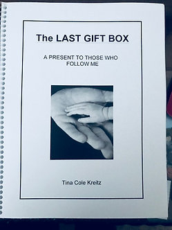 THE LAST GIFT BOX  -  New Edition  - free shipping