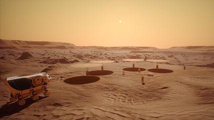 KP on Mars