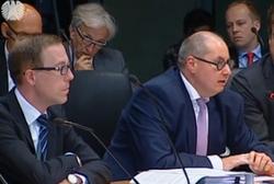 Bundestag Anhörung Finanzausschuss