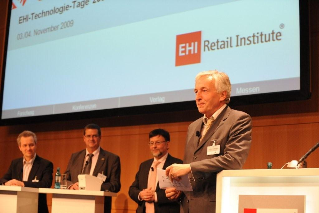 EHI Technologietage Panel