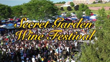 Secret Garden Wine Festival