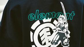 Element lança nova coleção cápsula em colaboração com Demon Slayer