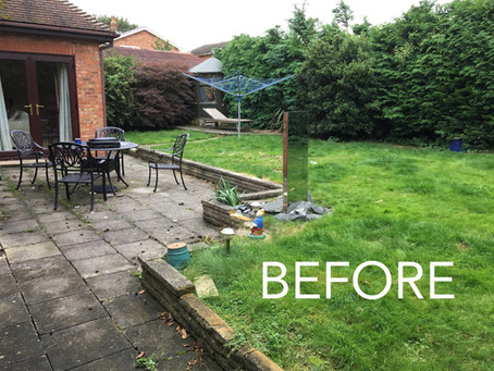 Garden Re-design & Landscaping