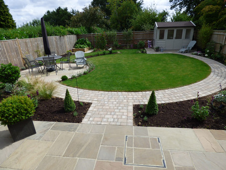 Gorgeous Garden Completed