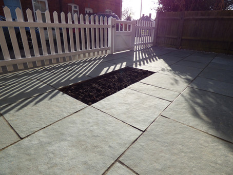 Small Front Garden Revamp