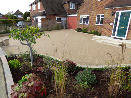 Top 5 Reasons to have a Resin Bound Driveway, Patio or Pathway
