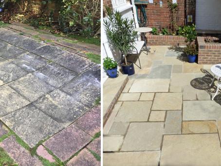 Town House Garden Transformation!